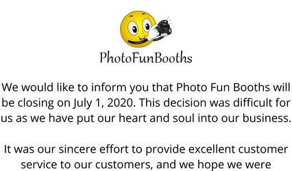 Photo Fun Booths