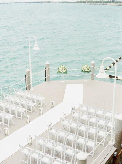 Gulf-Side Dock