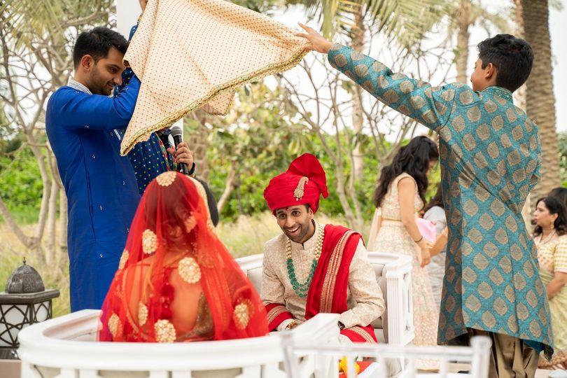 Indian wedding in Dubai