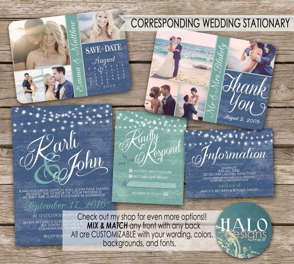 wedding set 2