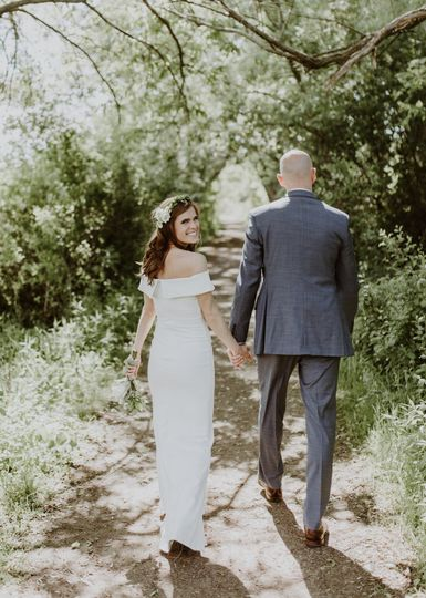 Bubolz Nature Preserve Wedding