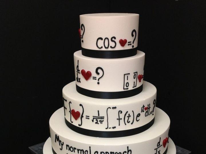 Tmx 1460490125572 1 3 765x1024 Irvine wedding cake