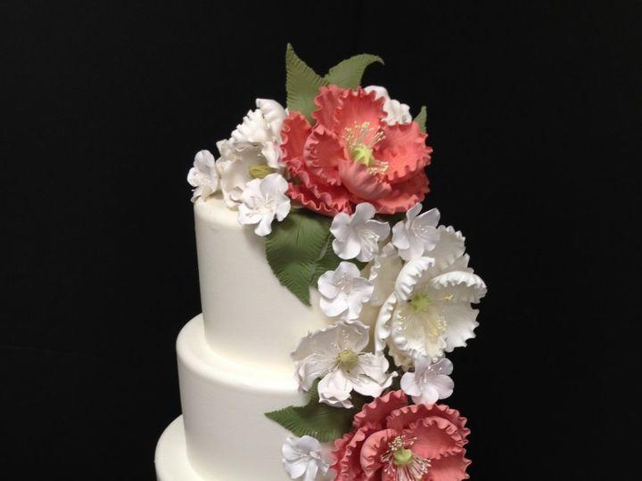 Tmx 1460490136888 2 1 768x1024 Irvine wedding cake
