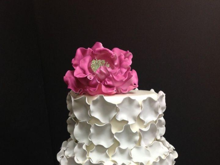 Tmx 1460490161968 6 1 765x1024 Irvine wedding cake