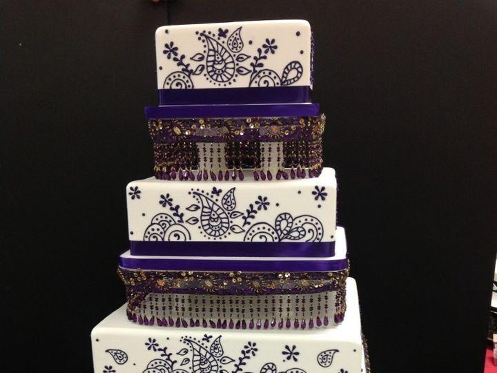 Tmx 1460490208411 11 1 765x1024 Irvine wedding cake