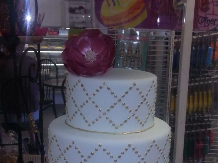 Tmx 1460490235900 13 1 768x1024 Irvine wedding cake