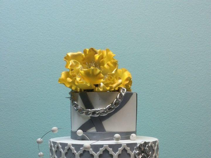 Tmx 1460490327499 21 765x1024 Irvine wedding cake