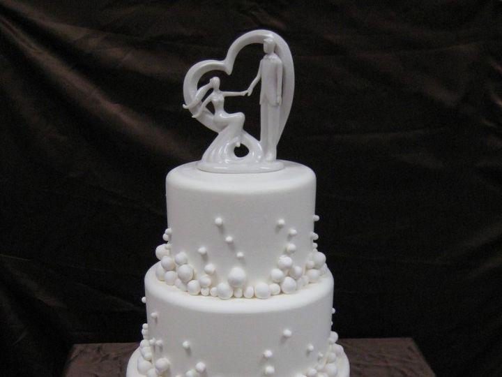 Tmx 1460490333153 0022 768x1024 Irvine wedding cake