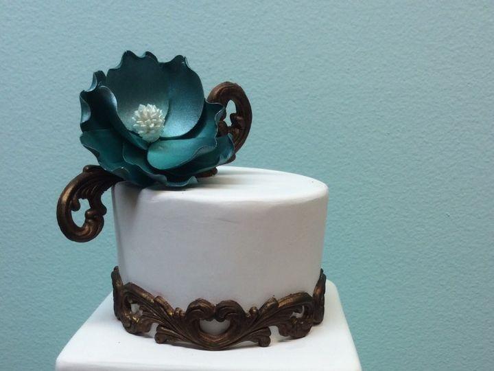 Tmx 1460490338073 22 765x1024 Irvine wedding cake