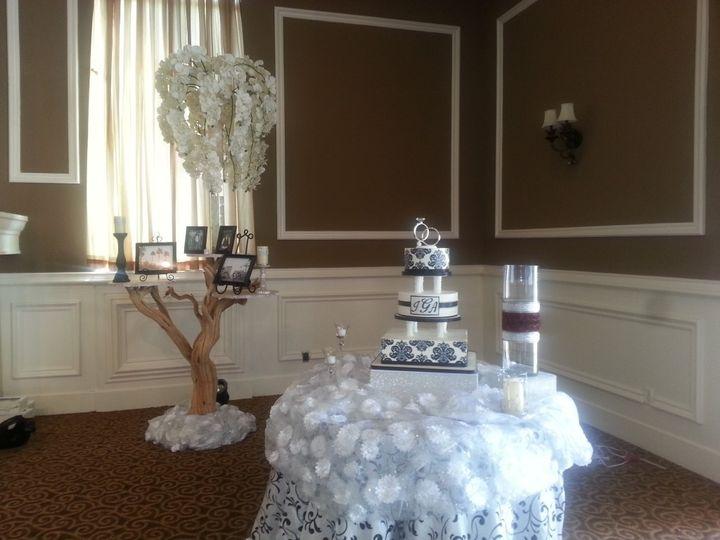 Tmx 1460490371903 333 1024x768 Irvine wedding cake