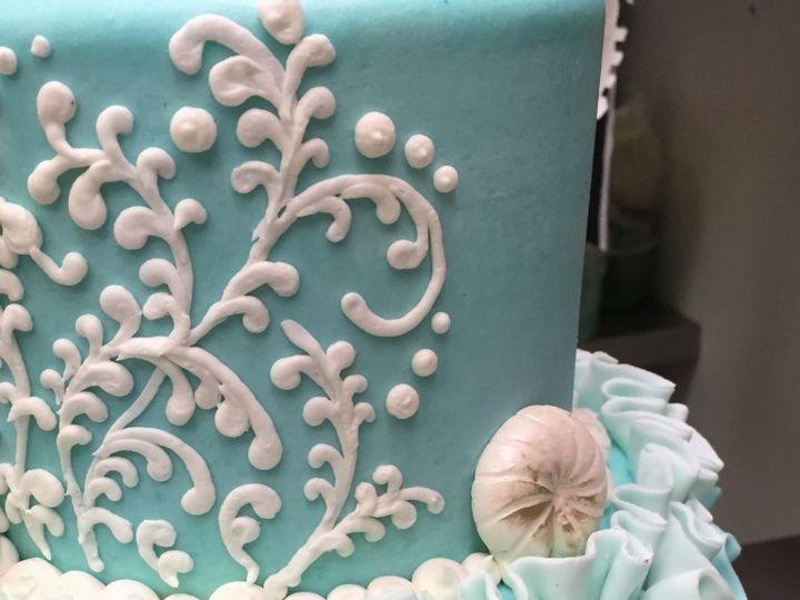 Tmx 1460490399806 A5 1 768x1024 Irvine wedding cake