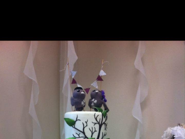 Tmx 1460490438277 A8 1 576x1024 Irvine wedding cake