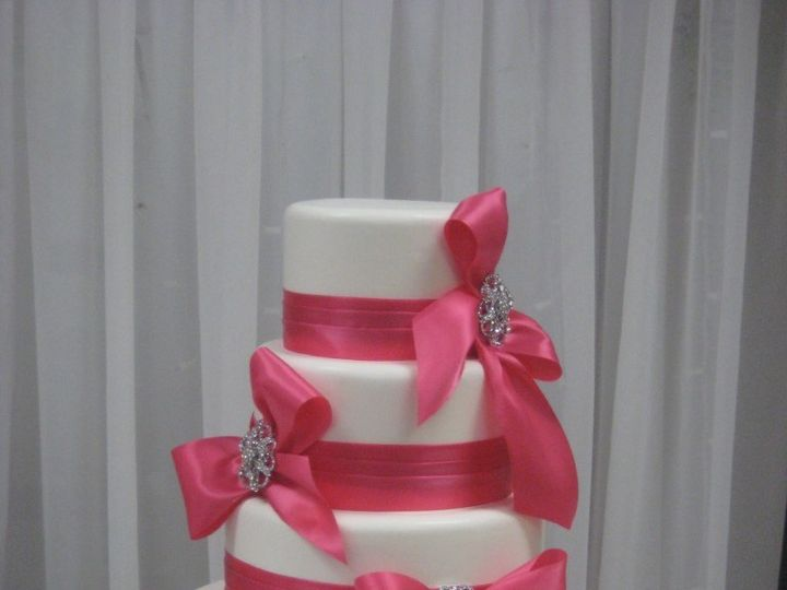 Tmx 1460490442764 A9 1 768x1024 Irvine wedding cake