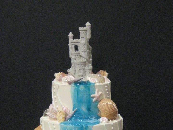 Tmx 1460490481810 Kathy 41 768x1024 Irvine wedding cake