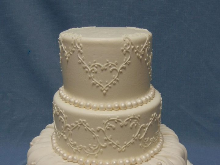 Tmx 1460490534395 Kathy 95 814x1024 Irvine wedding cake