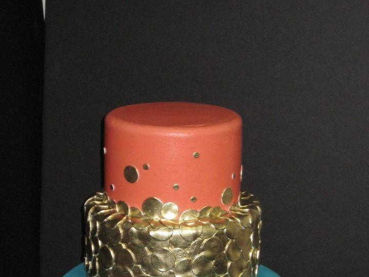 Tmx 1460490590004 Kathy 132 768x1024 Irvine wedding cake
