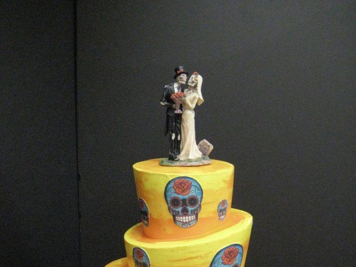 Tmx 1460490619640 Kathy 142 768x1024 Irvine wedding cake