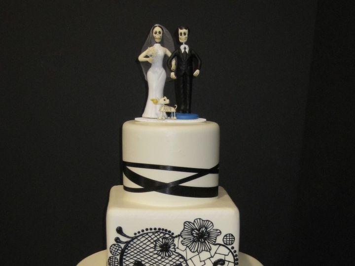 Tmx 1460490625132 Kathy 143 768x1024 Irvine wedding cake
