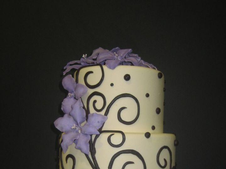 Tmx 1460490737299 Kathy 160 768x1024 Irvine wedding cake