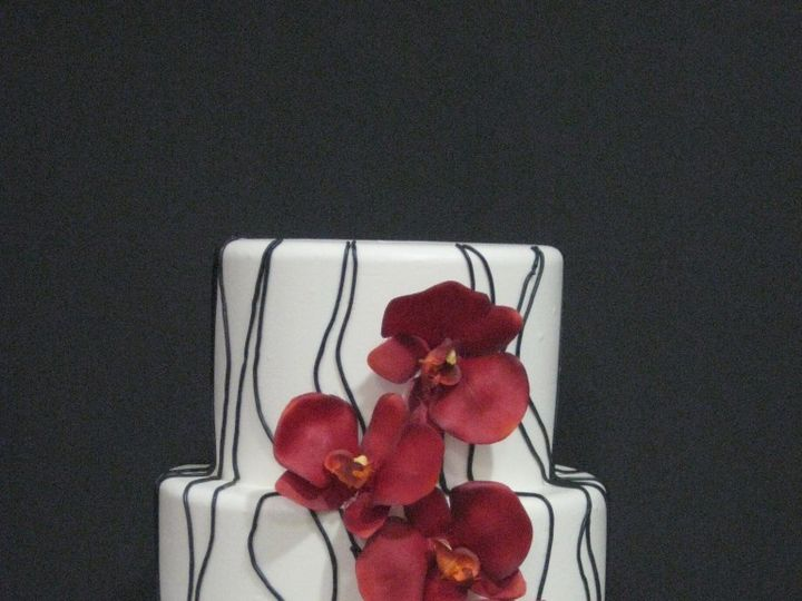 Tmx 1460490742321 Kathy 161 768x1024 Irvine wedding cake
