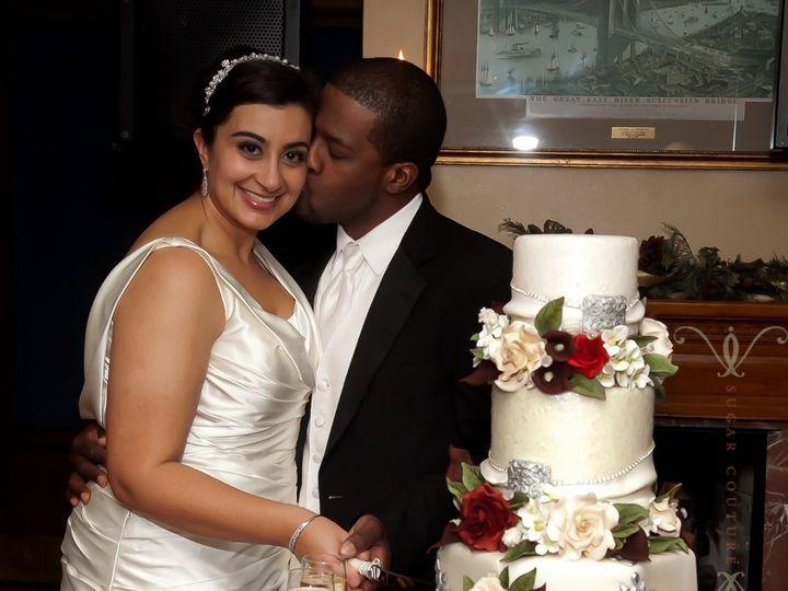Tmx 1355849398189 MG77521098Edit Brooklyn wedding cake