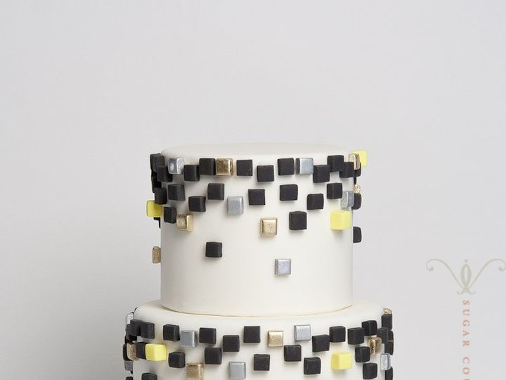 Tmx 1355849786817 Bridesblock Brooklyn wedding cake