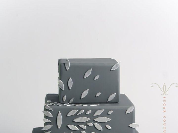 Tmx 1355850251745 Silverburst Brooklyn wedding cake