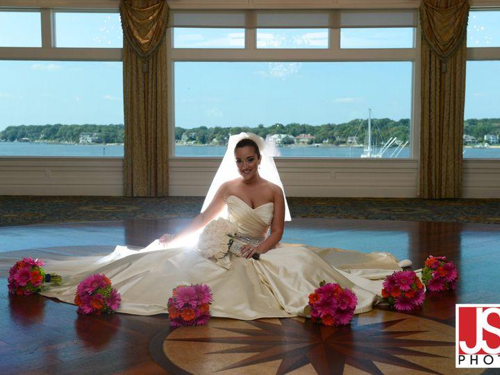 Tmx 1400690354400 Bondrobinsonwdg 045 Bayville, New Jersey wedding florist