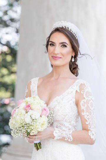 Bridal beauty Evelyn Espaillat Photography