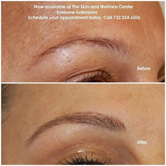 Brow Extensions give you a younger look by defining the eye area. Eyelash Extensions are also...