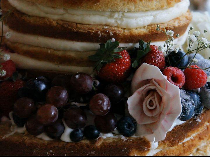 Tmx 1462929291149 Cake Detail Matthews, NC wedding videography