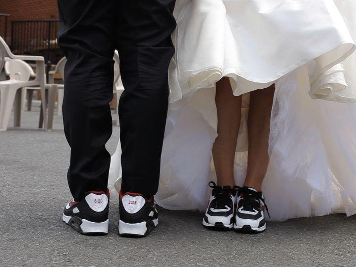 Tmx 1462929345863 Shoes Matthews, NC wedding videography