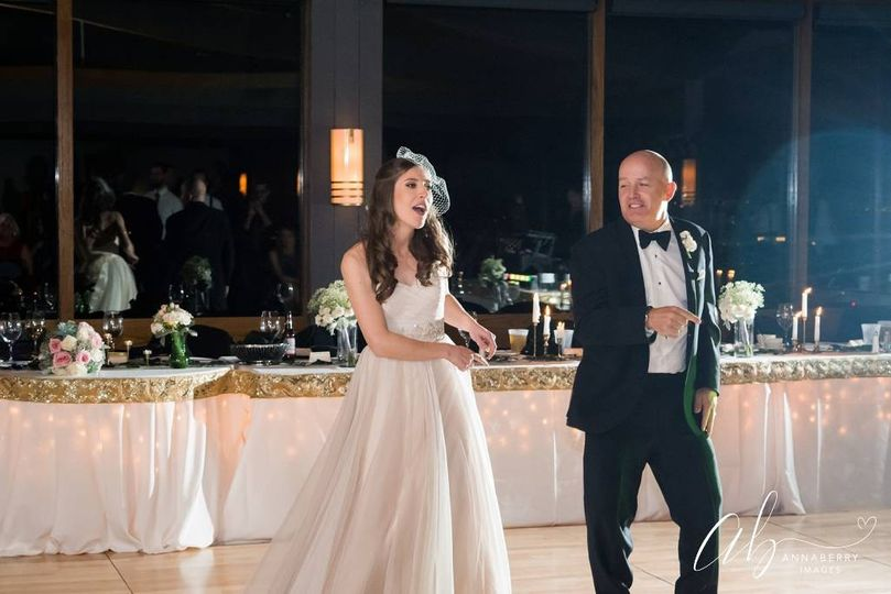Father Daughter Surprise Dance