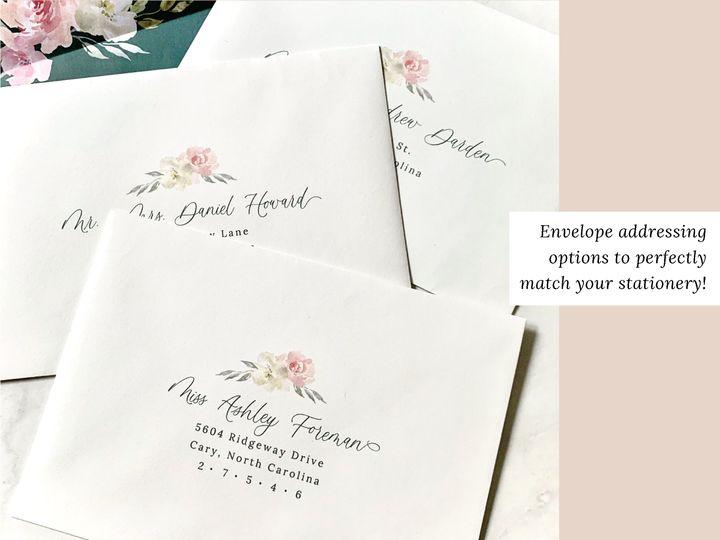 Tmx Envelopeaddressing 02 51 1981321 159975823337918 Holly Springs, NC wedding invitation