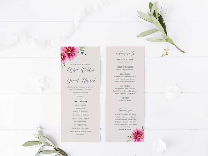 Tmx Il 1588xn 2476900376 G5pj 51 1981321 159969704613051 Holly Springs, NC wedding invitation