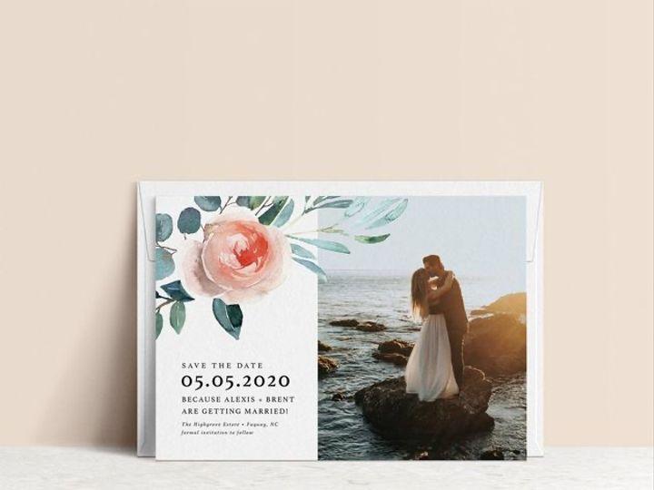 Tmx Image 51 1981321 160004653274020 Holly Springs, NC wedding invitation