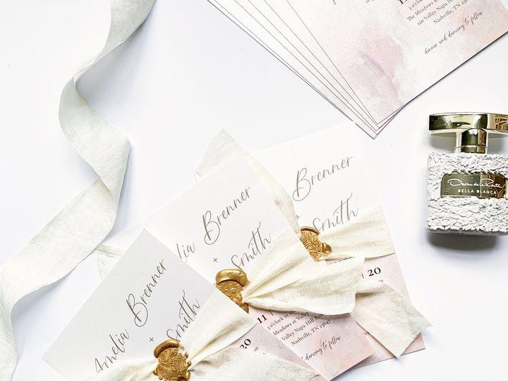 Tmx Waxsealribbon 51 1981321 160252163128154 Holly Springs, NC wedding invitation