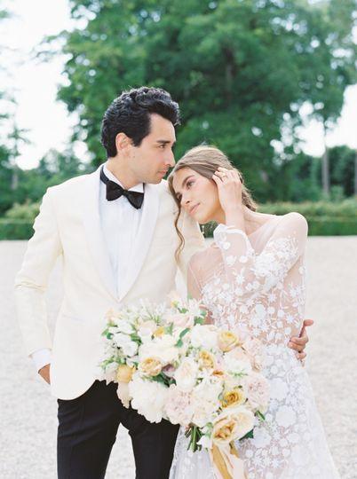 Normandy Chateau Wedding