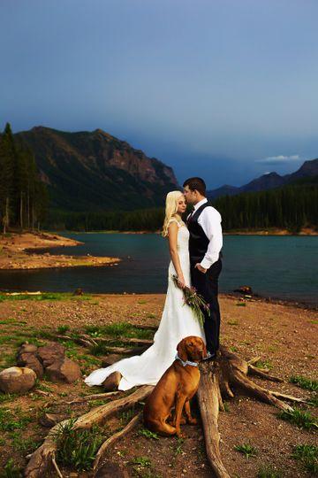 the wedding couple 0034
