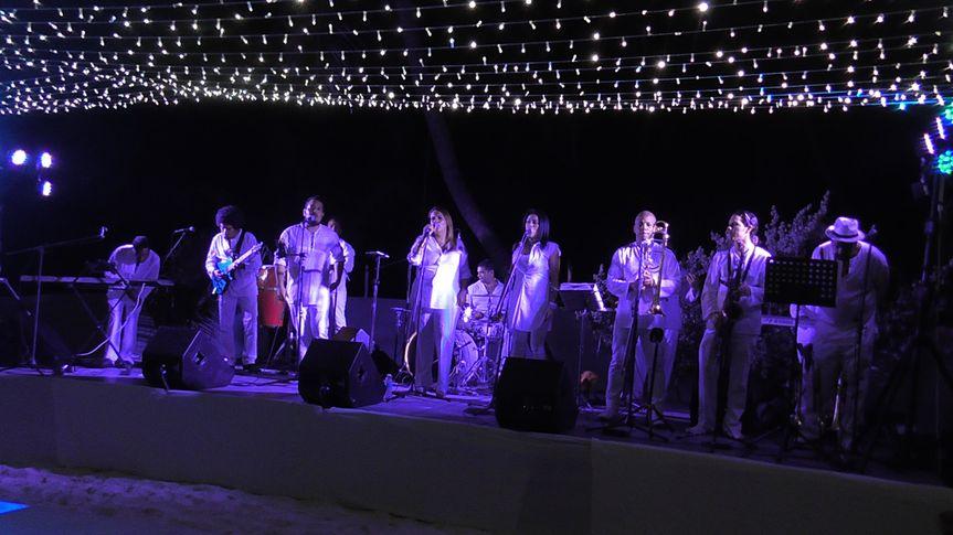 Big Band at Akiin Tulum