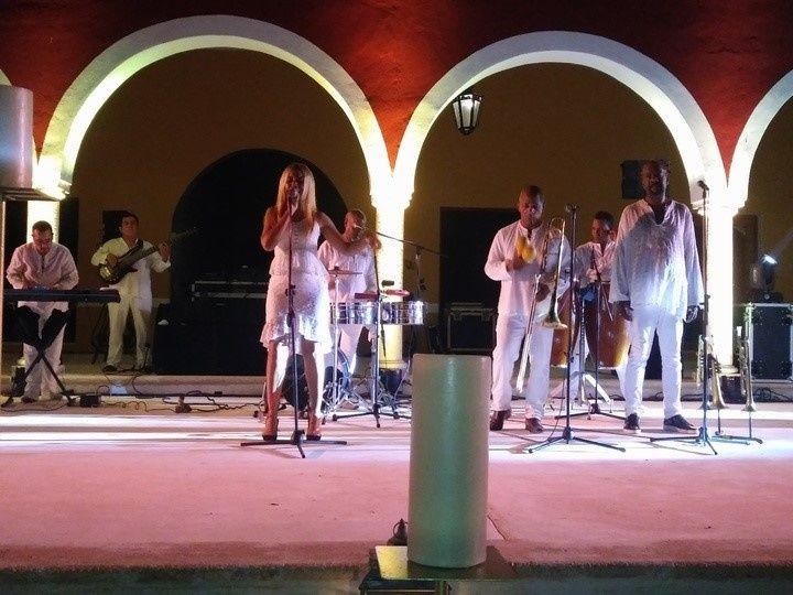 Cuban band for weddings Tulum