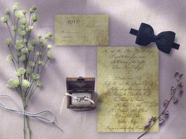Classical Parchment Custom