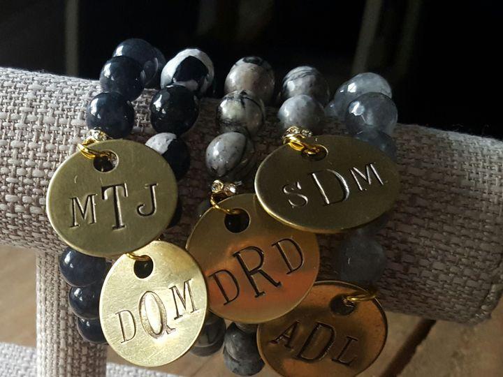 Tmx 1531150847 07af7c1b3bd38318 1531150845 59cf35fc53f1329b 1531150843147 5 Monograms Vtg Stam West Chester wedding jewelry