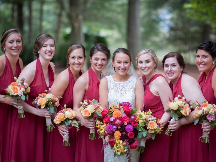 Tmx 1470710749698 Alexa Aaron Pavillion At Crystal Lake Wedding Brid Shelton wedding florist