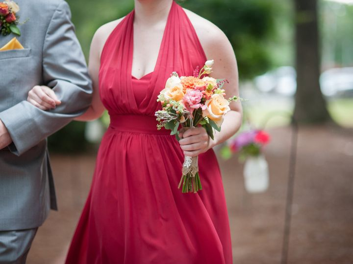 Tmx 1470710814863 Alexa Aaron Pavillion At Crystal Lake Wedding Cere Shelton wedding florist