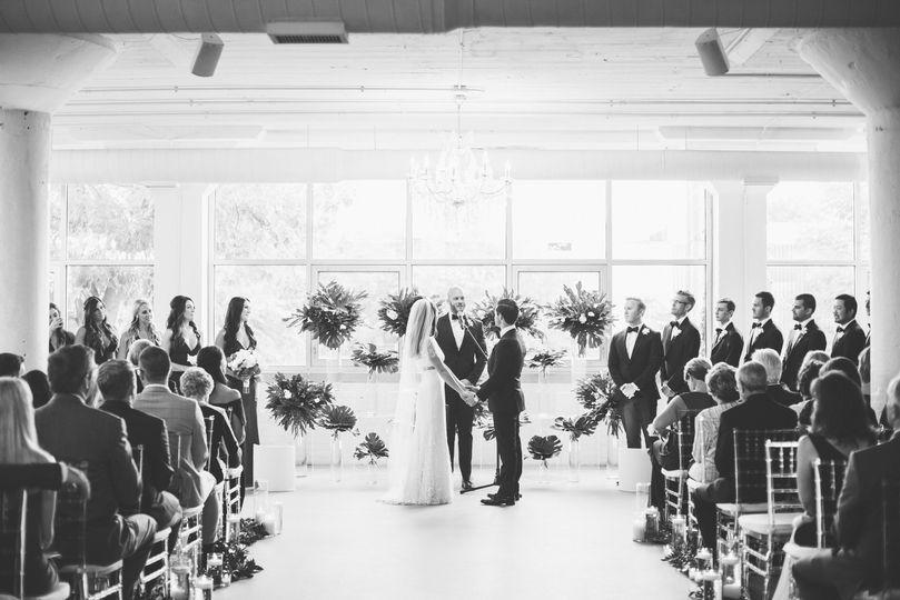 Wedding ceremony - Rebecca Peplinski Photography