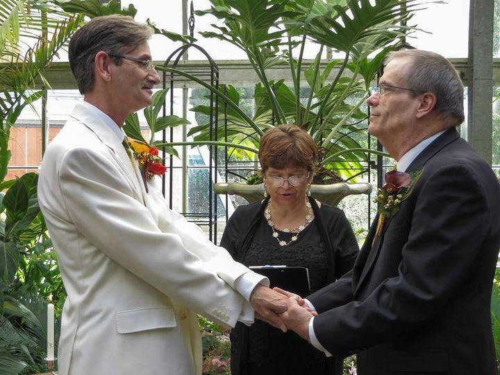 Tmx 1490899372552 Garry And Jeff Davenport wedding officiant
