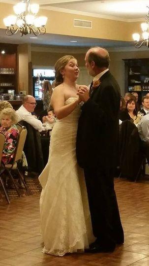 Wedding waltz