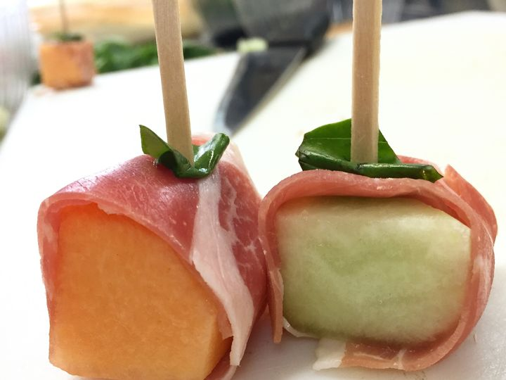 Tmx 1509466934749 Prosciutto Wrapped Melon Plainfield, NJ wedding catering
