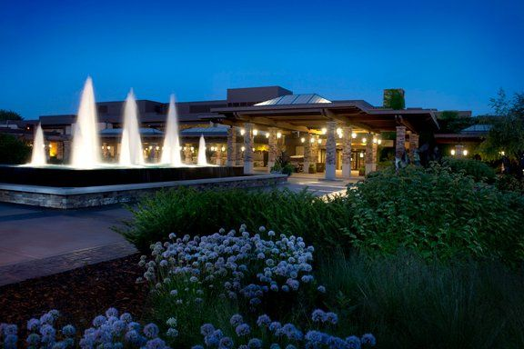 Tmx 1306195352342 GrandFrontShotNightPhase2 Lake Geneva, WI wedding venue
